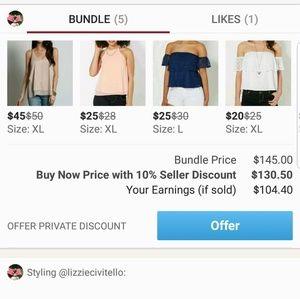 Do not buy for @lizziecivitello